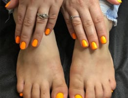 pielegnacja dloni i stopy - 2 ZOE